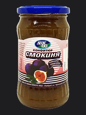 Конфитюр от смокини - Ник-60
