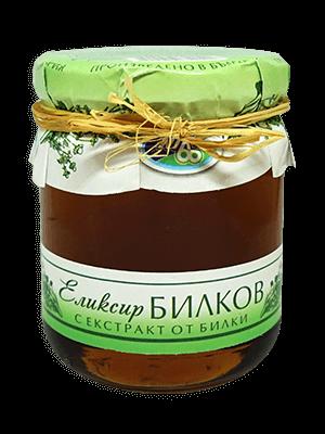 Билков елискир - букет